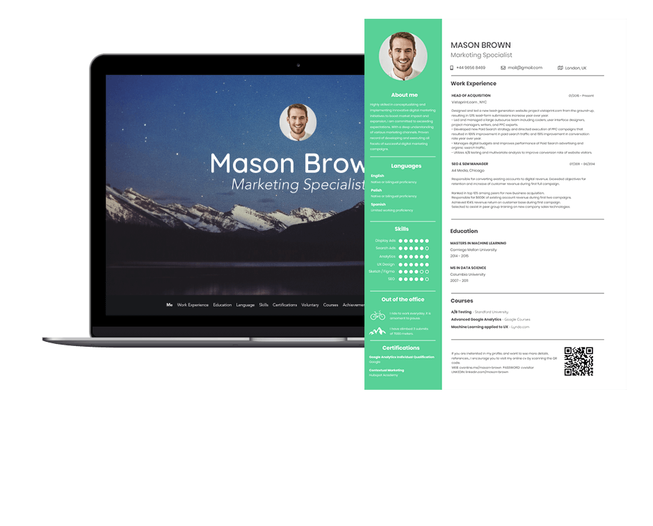 Online Resume Builder  Build the